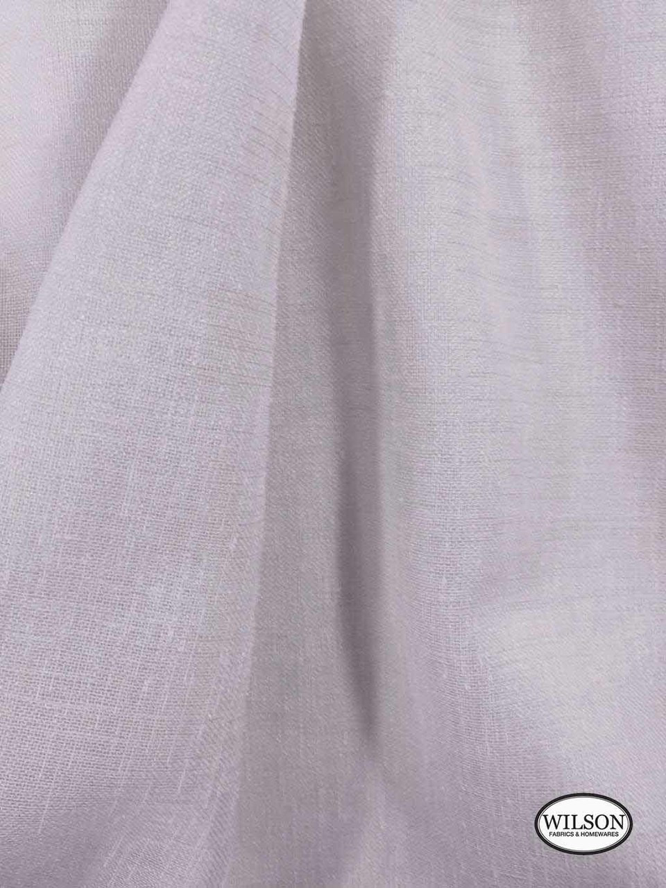 Wilson - Sabre - Latte  | Upholstery Fabric - Plain, Pink, Purple, Synthetic, Domestic Use, Weighted Hem, Wide Width