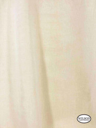 Wilson - Sabre - Pearl  | Upholstery Fabric - Gold,  Yellow, Plain, Synthetic, Domestic Use, Weighted Hem, Wide Width