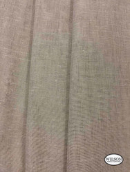 Wilson - Sabre - Putty  | Upholstery Fabric - Plain, Synthetic, Tan, Taupe, Domestic Use, Textured Weave, Plain - Textured Weave, Weighted Hem, Wide Width