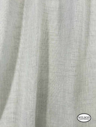 Wilson - Sabre - Silver Grass  | Upholstery Fabric - Grey, Plain, Silver, Synthetic, Domestic Use, Textured Weave, Plain - Textured Weave, Weighted Hem, Wide Width