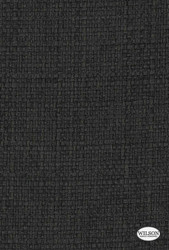 Wilson - Salford - Caviar  | Curtain Fabric - Plain, Black - Charcoal, Synthetic, Textured Weave, Plain - Textured Weave, Standard Width