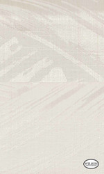 Wilson - Yvette Ii & Riley II - Stroke Vanilla  | Curtain Fabric - Beige, White, Fibre Blends, Abstract, White, Standard Width