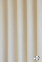 Wilson - Aus Made S'Lina 150Cm - White (40m Roll)  | Curtain Lining Fabric - Plain, Fibre Blends, Standard Width