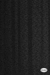 Wilson - Austin - Translucent - Ebony  | - Stain Repellent, Plain, Black - Charcoal, Fibre Blends, Textured Weave, Suitable for Blinds, Plain - Textured Weave