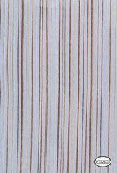 Wilson - Sheer Serenity Orwell - Orwell Chocolate  | Upholstery Fabric - Brown, Stripe, Synthetic, Traditional, Domestic Use, Wide Width