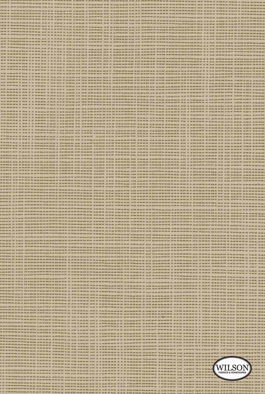 Wilson - Tuscany II - Blockout - Linen  | - Stain Repellent, Blockout, Plain, Synthetic, Natural, Textured Weave, Suitable for Blinds, Plain - Textured Weave, Strie