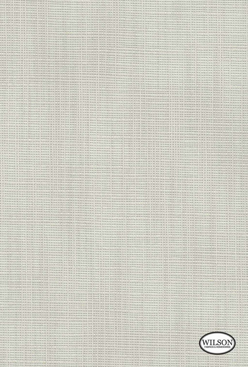Wilson - Tuscany II - Translucent - Silver  | - Stain Repellent, Grey, Plain, Silver, Synthetic, Textured Weave, Suitable for Blinds, Plain - Textured Weave, Strie