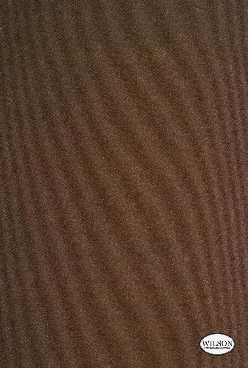 Wilson - Luxury Satin - Chocolate    Curtain & Upholstery fabric - Brown, Plain, Synthetic, Domestic Use, Textured Weave, Plain - Textured Weave, Standard Width