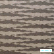 Warwick Titanium Richter Ore  | Upholstery Fabric - Brown, Eclectic, Fibre Blends, Geometric, Midcentury, Traditional, Transitional, Washable, Commercial Use, Domestic Use
