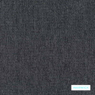 Warwick - Bodhi Bluestone  | Upholstery Fabric - Plain, Black - Charcoal, Commercial Use, Plain - Textured Weave, Railroaded, Standard Width