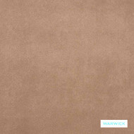 Warwick - Macrosuede Hg Mocha^  | Upholstery Fabric - Brown, Plain, Commercial Use, Railroaded, Standard Width