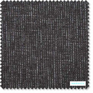Warwick - Opus Pewter^ - FOUS1PEWT  | Upholstery Fabric - Plain, Black - Charcoal, Commercial Use, Plain - Textured Weave, Railroaded, Standard Width