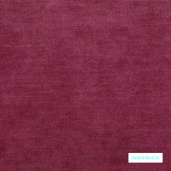 Warwick - Victory Orchid  | Upholstery Fabric - Burgundy, Plain, Commercial Use, Plain - Textured Weave, Railroaded, Standard Width
