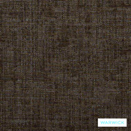 Warwick Verona Forest  | Upholstery Fabric - Brown, Plain, Synthetic, Washable, Commercial Use, Standard Width