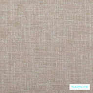 Warwick Verona Stone  | Upholstery Fabric - Plain, Synthetic, Tan, Taupe, Traditional, Washable, Commercial Use, Natural, Standard Width