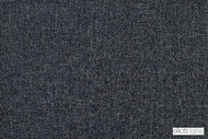 Elliott Clarke - Soho - Atlantic  | Upholstery Fabric - Plain, Black - Charcoal, Synthetic, Commercial Use, Dry Clean, Textured Weave, Plain - Textured Weave, Standard Width