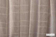 Elliott Clarke - Tangier - Linen  | Curtain & Upholstery fabric - Brown, Fire Retardant, Plain, Synthetic, Domestic Use, Dry Clean, Textured Weave, Plain - Textured Weave