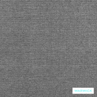 Warwick Vibe Granite  | Upholstery Fabric - Grey, Plain, Synthetic, Transitional, Washable, Commercial Use, Domestic Use, Halo, Standard Width