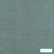 Warwick Vibe Teal  | Upholstery Fabric - Plain, Synthetic, Turquoise, Teal, Washable, Commercial Use, Domestic Use, Halo, Standard Width