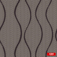 Ado - Zig Zag - 1649-978  | Curtain Fabric - Brown, Ogee, Synthetic, Chevron, Zig Zag, Domestic Use, Railroaded, Wide Width