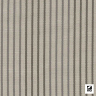 Andrew Martin - Bombinhas - Smoke  | Curtain Fabric - Brown, Fibre Blends, Stripe, Traditional, Domestic Use, Standard Width