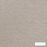 Warwick Wilde Fitzgerald Linen    Curtain Fabric - Beige, Plain, Synthetic, Tan, Taupe, Traditional, Transitional, Washable, Domestic Use, Standard Width