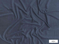 Ardecora - Josephine Baker - 15321.557  | Curtain & Upholstery fabric - Blue, Plain, Synthetic, Domestic Use, Standard Width