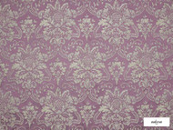 Ardecora - San Babila - 15378.485  | Curtain Fabric - Damask, Foulard, Pink, Purple, Synthetic, Traditional, Domestic Use, Standard Width, Rococo