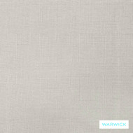 Warwick Wilde Frost  | Curtain Fabric - Grey, Plain, Synthetic, Washable, Domestic Use, Standard Width