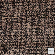 Carlucci - Script - Ca1314-070  | Curtain & Upholstery fabric - Black - Charcoal, Contemporary, Synthetic, Domestic Use, Standard Width
