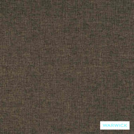 Warwick Wilde Mink    Curtain Fabric - Brown, Plain, Synthetic, Washable, Domestic Use, Standard Width