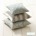 The charming designer washable drapery and upholstery textiles from the Winslow Aylesbury design style range by Warwick