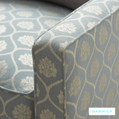 The in vogue Winslow Aylesbury drapery and upholstery fabrics from Warwick