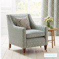 Warwick simply marvelous washable drapery and upholstery fabrics from the Winslow Aylesbury design style range