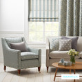 The wholly captivating designer Winslow Eastbourne drapery and upholstery textiles from Warwick