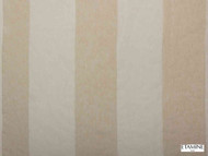 Etamine - Brume - 19496.892  | Curtain Fabric - Beige, Stripe, Traditional, Railroaded, Wide-Width, Fibre Blend