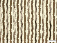 Travers - Andalucia Velvet - 40086.897  | Curtain Fabric - Brown, Stripe, Railroaded, Velvets, Fibre Blend, Standard Width