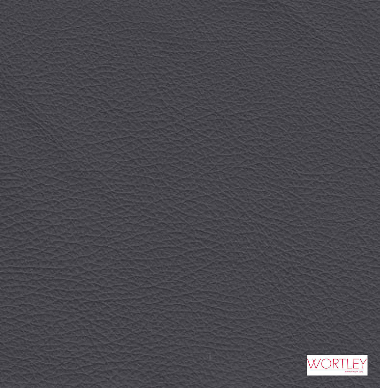 Wortley Group Tennant Plus Storm  | Upholstery Fabric - Grey, Leather, Plain, Commercial Use
