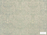 Hodsoll McKenzie - Foster Damask - 21108.684  | Curtain Fabric - Grey, Traditional, Damask, Rococo, Fibre Blend, Standard Width