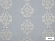 Ardecora - Baggio - 15381.982  | Curtain Fabric - Grey, Railroaded, Wide-Width, Damask