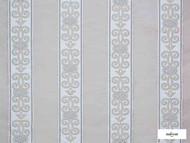 Ardecora - Duomo - 15376.982  | Curtain Fabric - Grey, Fibre Blends, Stripe, Traditional, Domestic Use, Standard Width, Rococo