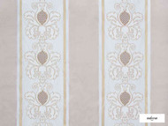 Ardecora - Manzoni - 15380.982  | Curtain Fabric - Damask, Fibre Blends, Stripe, Traditional, Domestic Use, Standard Width, Rococo