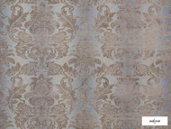 Ardecora - Olmetto - 15379.584  | Curtain Fabric - Damask, Pink, Purple, Synthetic, Traditional, Domestic Use, Standard Width, Rococo