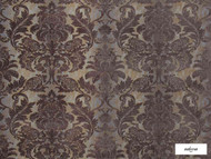 Ardecora - Olmetto - 15379.587  | Curtain Fabric - Brown, Traditional, Damask, Rococo, Standard Width