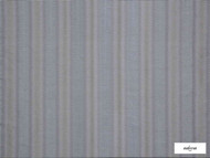 Ardecora - Visconti - 15385.686  | Curtain Fabric - Blue, Stripe, Traditional, Strie, Fibre Blend, Standard Width