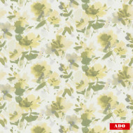 Ado - Lavinia - 2565-884  | Curtain Fabric - Floral, Garden, Synthetic, Domestic Use, Standard Width, Watercolour