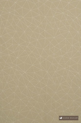 James Dunlop Prism II - Sand  | Curtain Fabric - Fire Retardant, Eclectic, Geometric, Screencloth, Synthetic, Tan, Taupe, Transitional, Washable, Commercial Use, Dry Clean