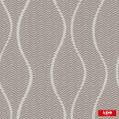 Ado - Zig Zag - 1649-796  | Curtain Fabric - Brown, Ogee, Synthetic, Chevron, Zig Zag, Domestic Use, Railroaded, Wide Width
