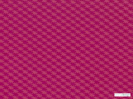Kirkby Design - Zig Zag Birds Cerise  | Curtain & Upholstery fabric - Pink, Purple, Dry Clean, Geometric, Check, Chevron, Zig Zag, Houndstooth