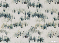 Villa Nova - Norrland Pine    Curtain & Upholstery fabric - White, Natural Fibre, Washable, Abstract, Domestic Use, Dry Clean, Natural, White, Standard Width, Watercolour